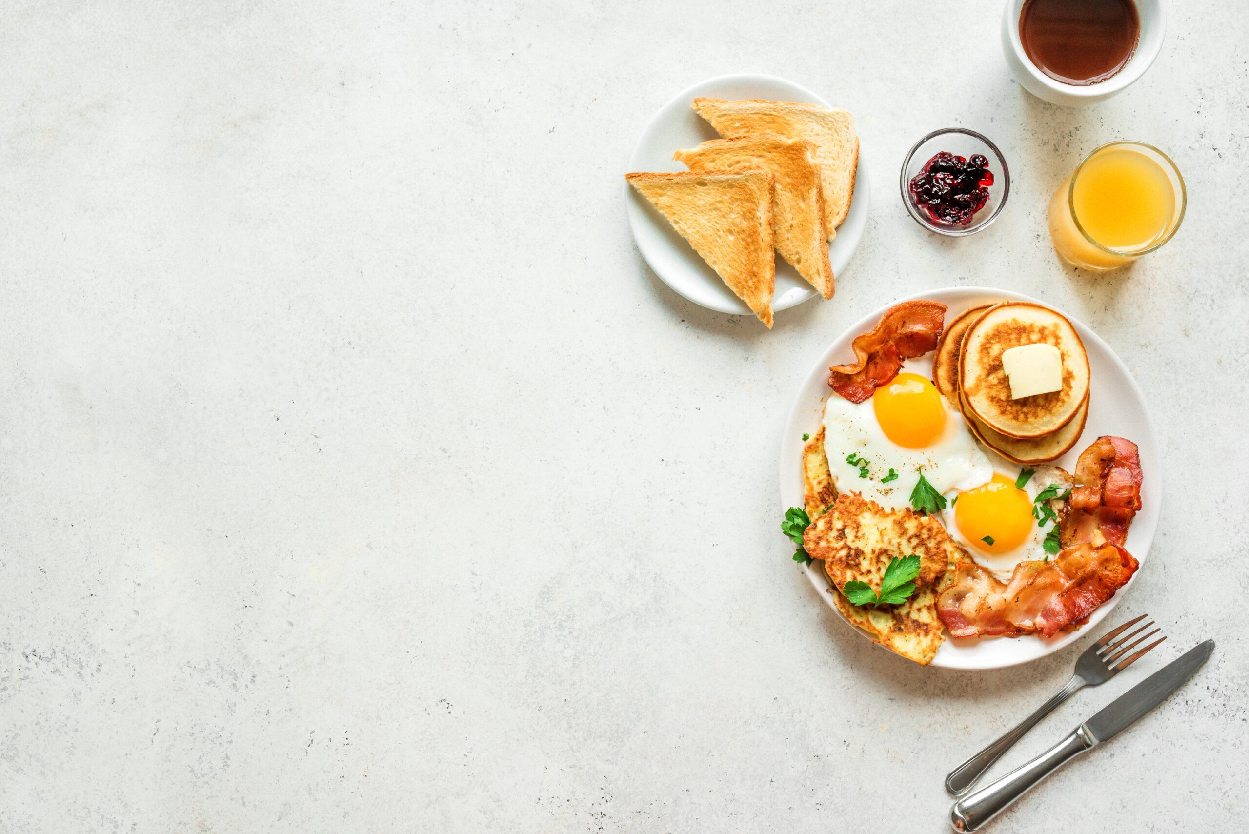 素敵な朝食を食べたいっ!