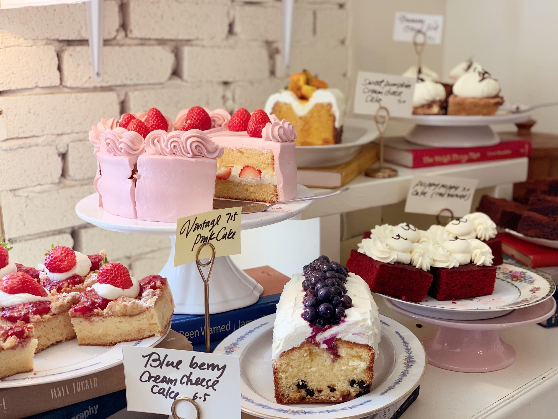 ♡:ケーキを可愛く魅せる撮影アイテム