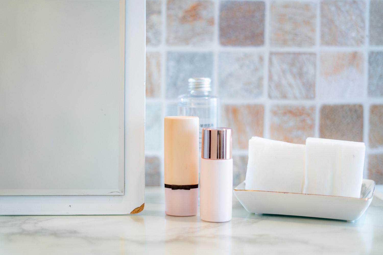 4|化粧水のつけ方