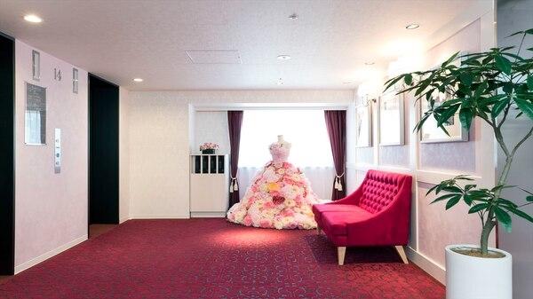 時間を忘れるほど、素敵なホテルで