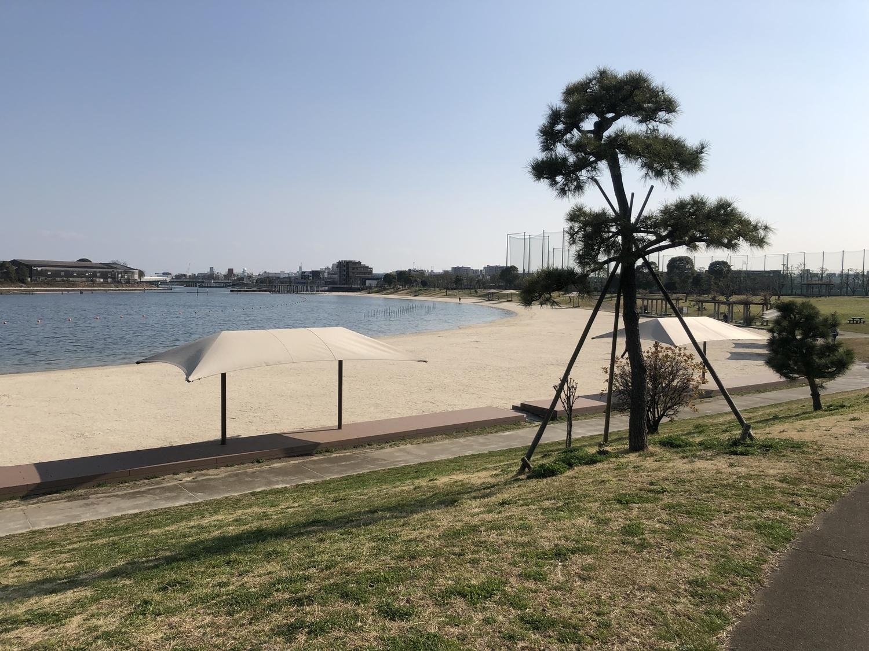 平和島駅|大森ふるさとの浜辺公園