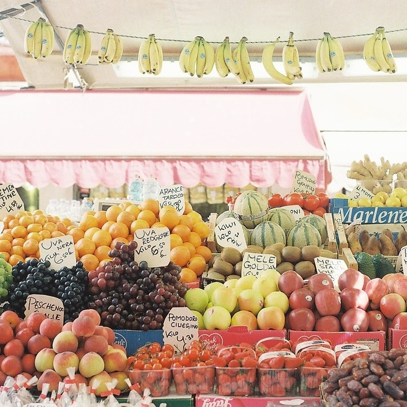 果物カラーネイル超可愛い…!