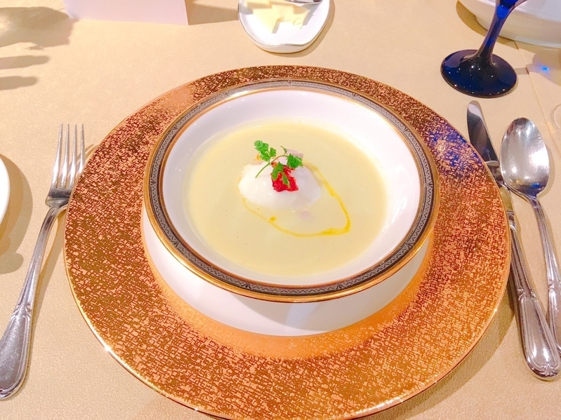 スープ:体を温める