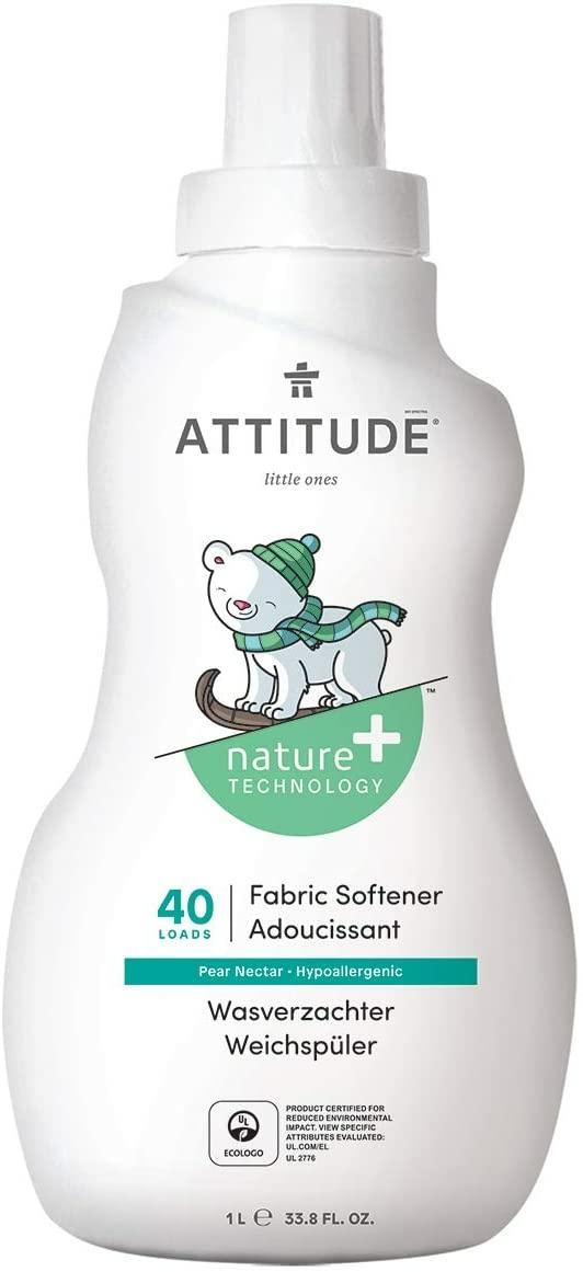 自然環境に配慮した柔軟剤♡ATTITUDE