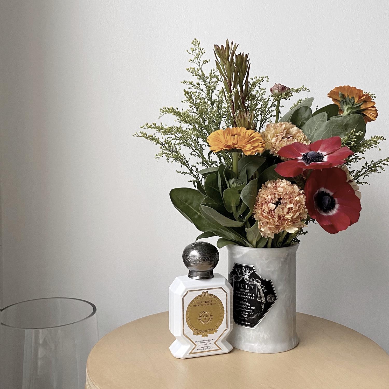  花の匂い