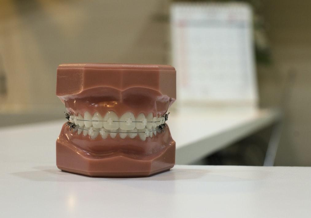 ②白くて健康な『歯』