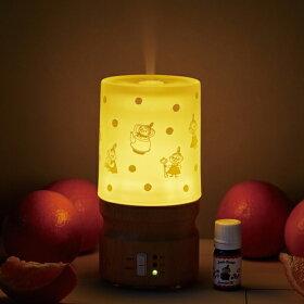 灯りと香りに癒やされたい気分/アロマランプ