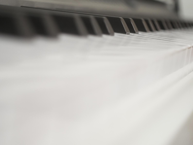 「久しぶりに鍵盤に触れたい__」
