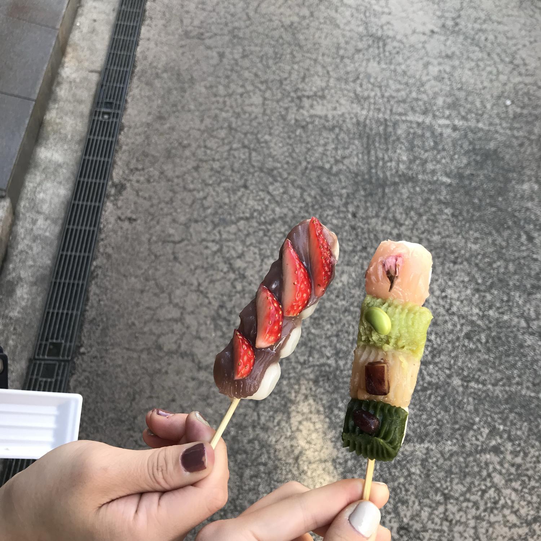 鎌倉gramなら食べ歩きデートで…