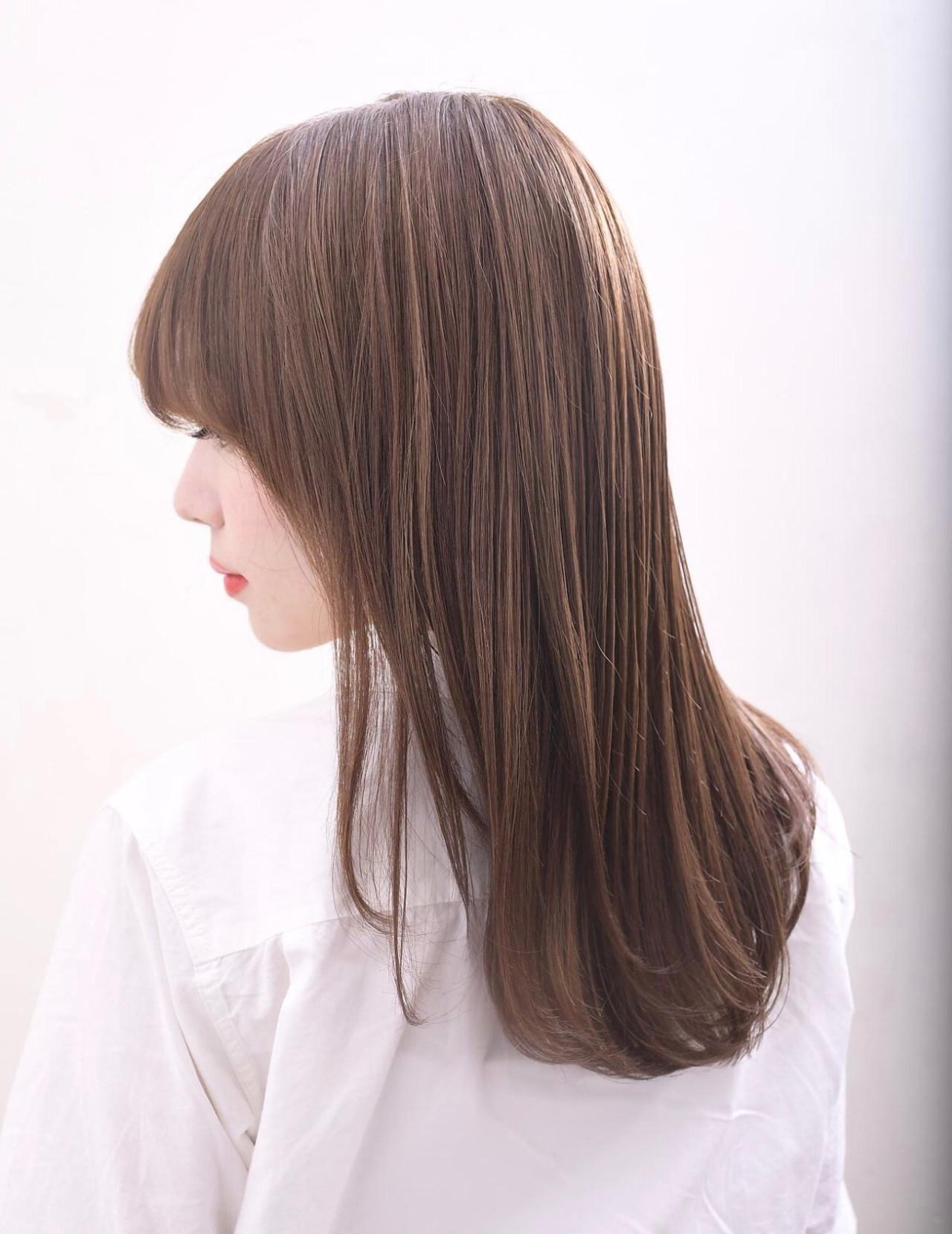 猫っ毛:細くて柔らかい髪質