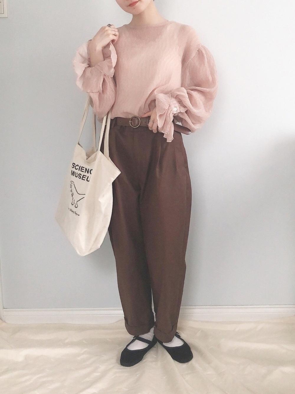 ピンク系:女の子らしい気分のときはコレ