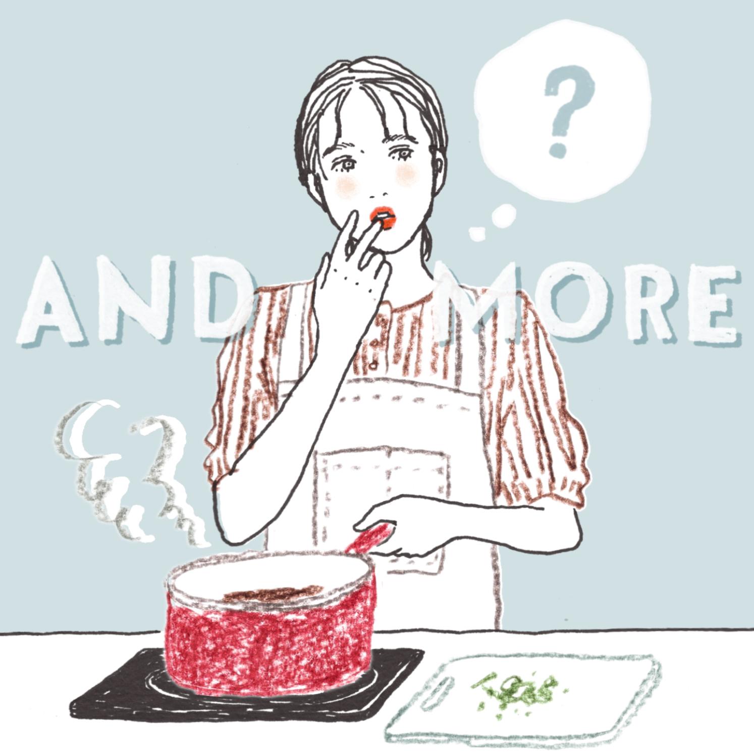 Q:彼のために料理を作ったあなた。「何かが足りない」と追加した調味料は次のうちどれでしたか?