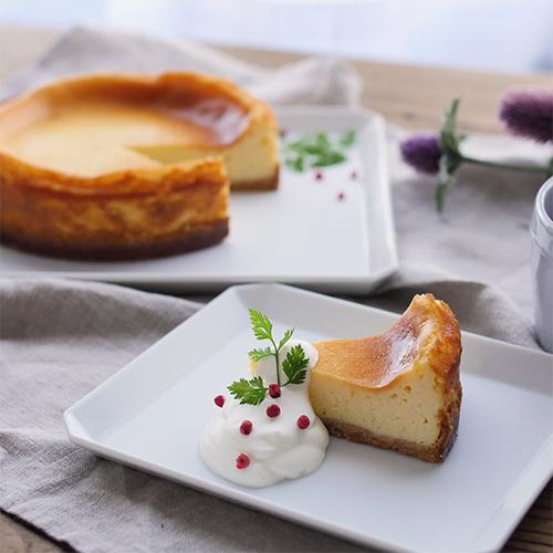 王道のチーズケーキレシピ