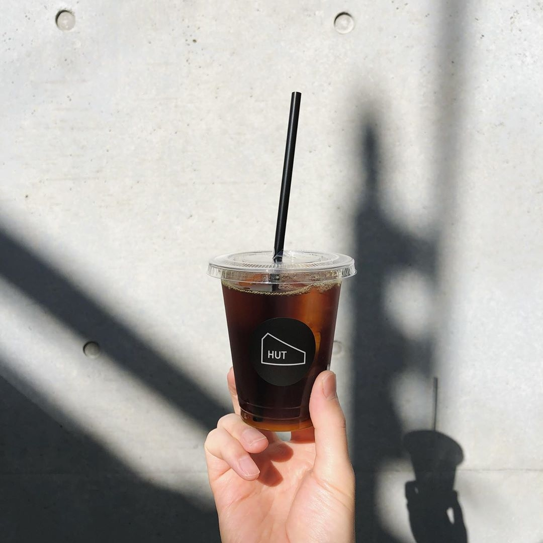 とっておきコーヒーと日本茶の『江古田hut』