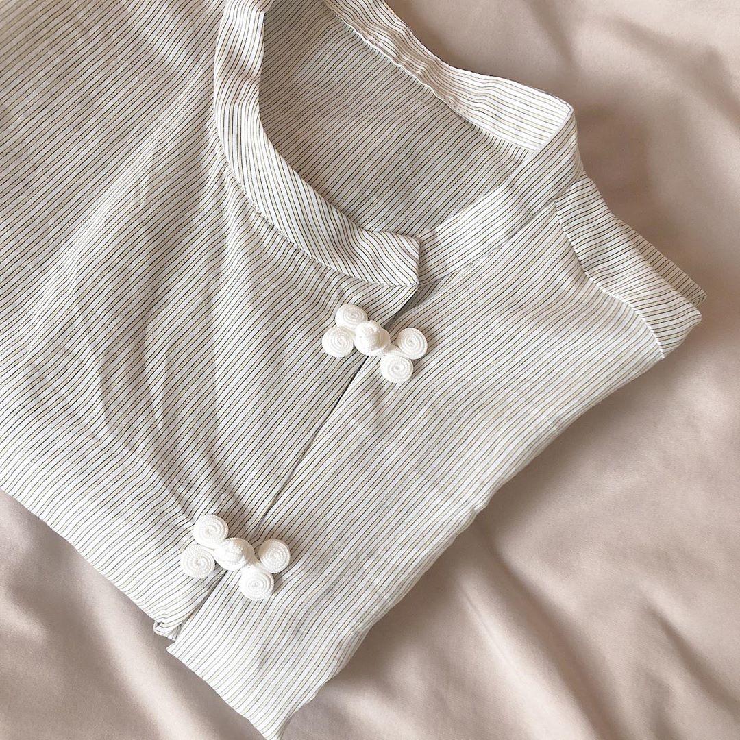 可愛いファッションに包まれチャイナ♡