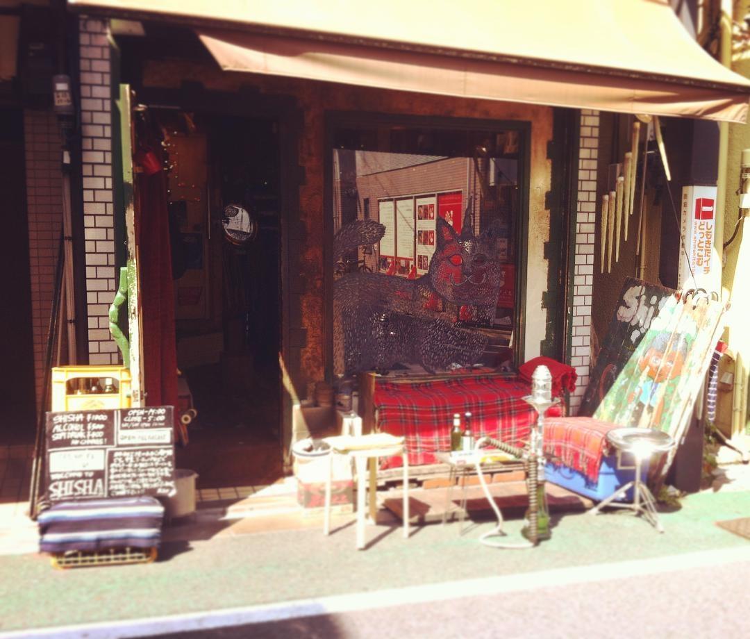 下北沢shisha1号店
