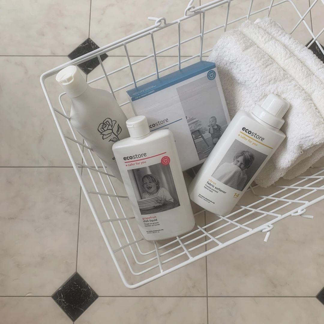 '優しさ'を追求した、オーガニック洗剤を使う