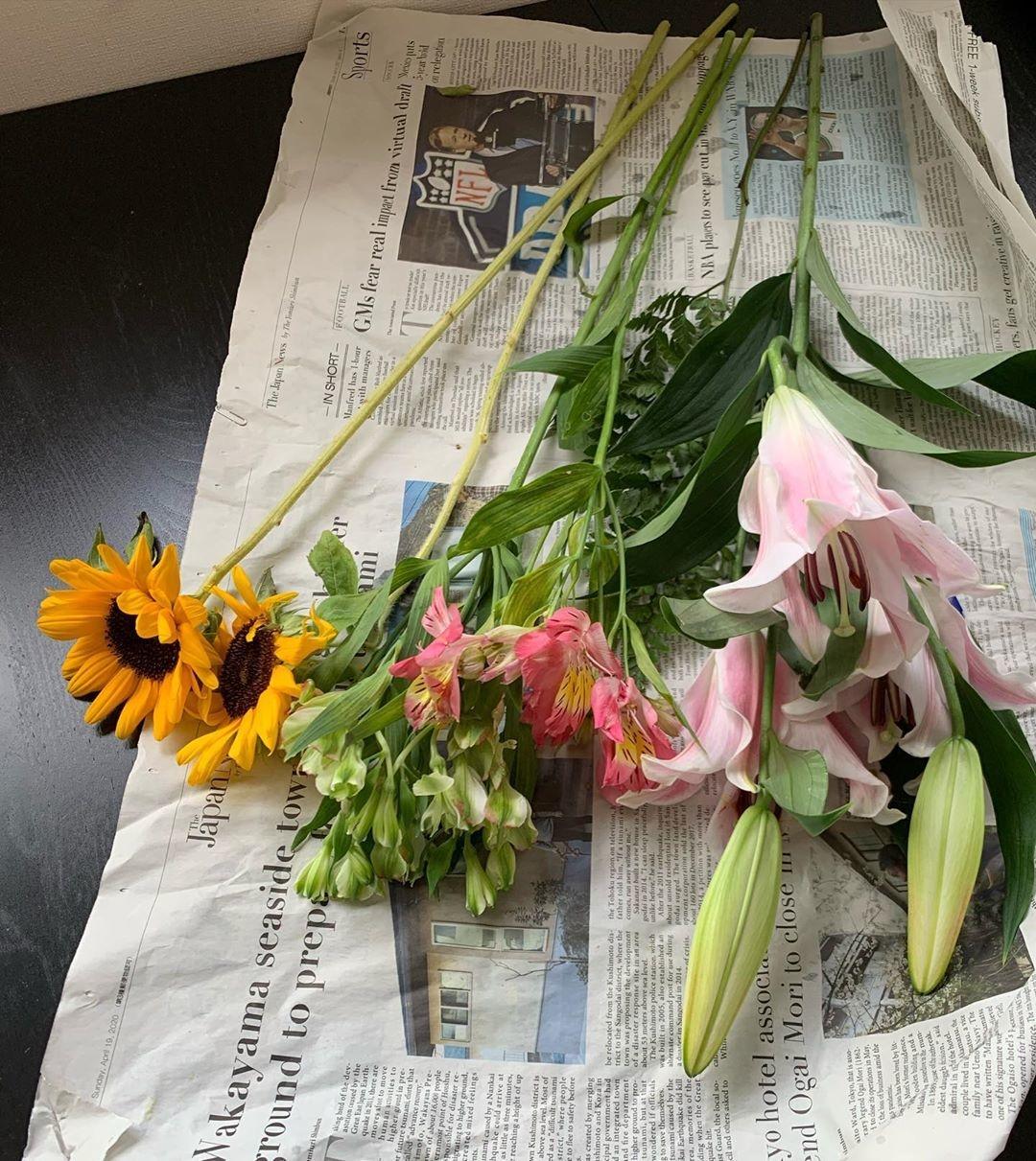  お花の定期便 ピュアフラワー 