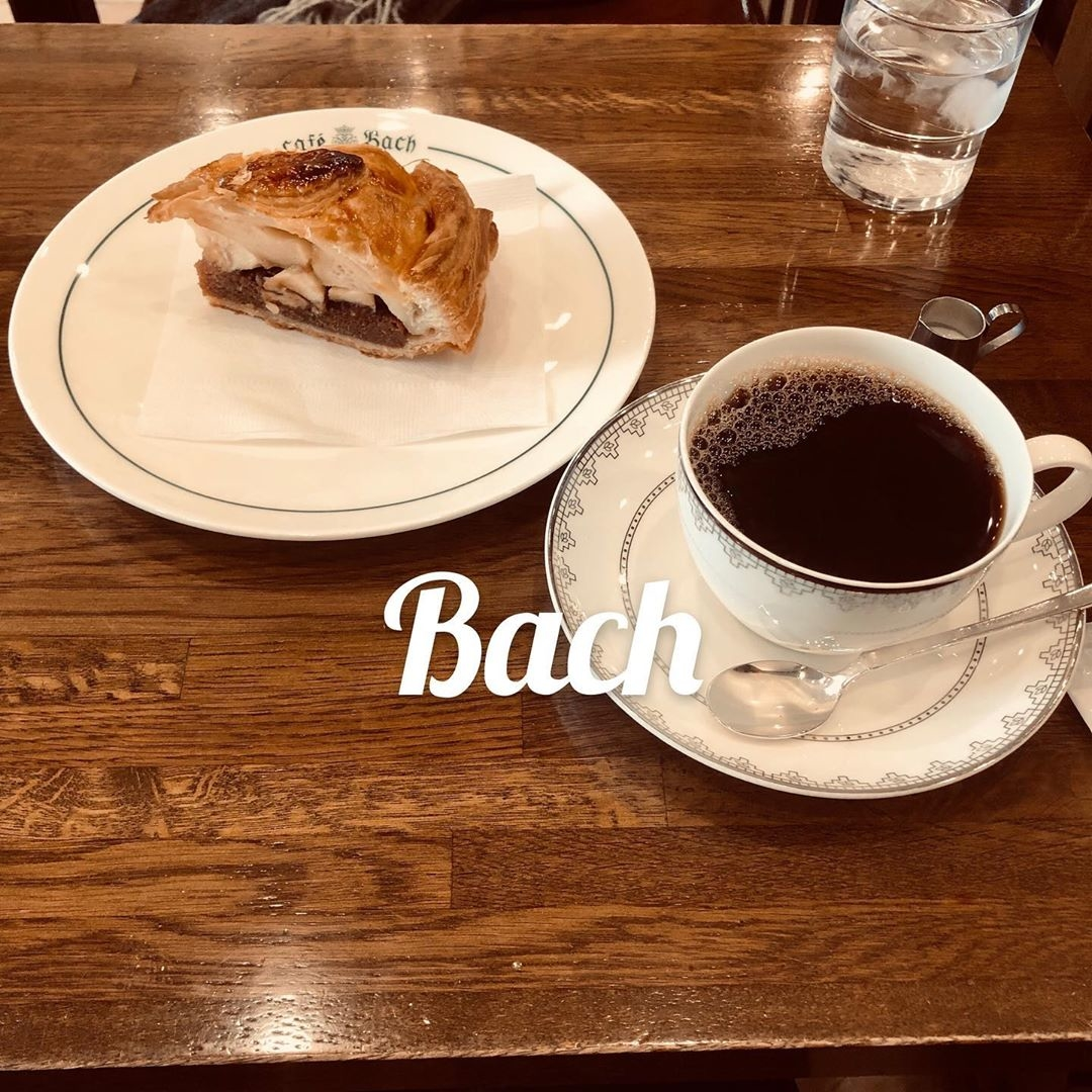 ⅱ.南千住『カフェ・バッハ』
