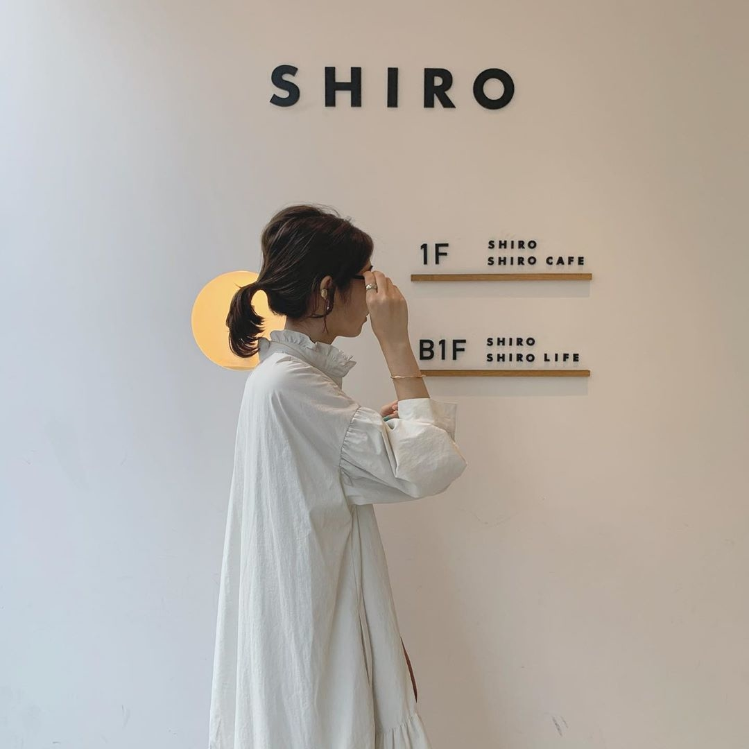 カフェ×スキンケア SHIRO 自由が丘店