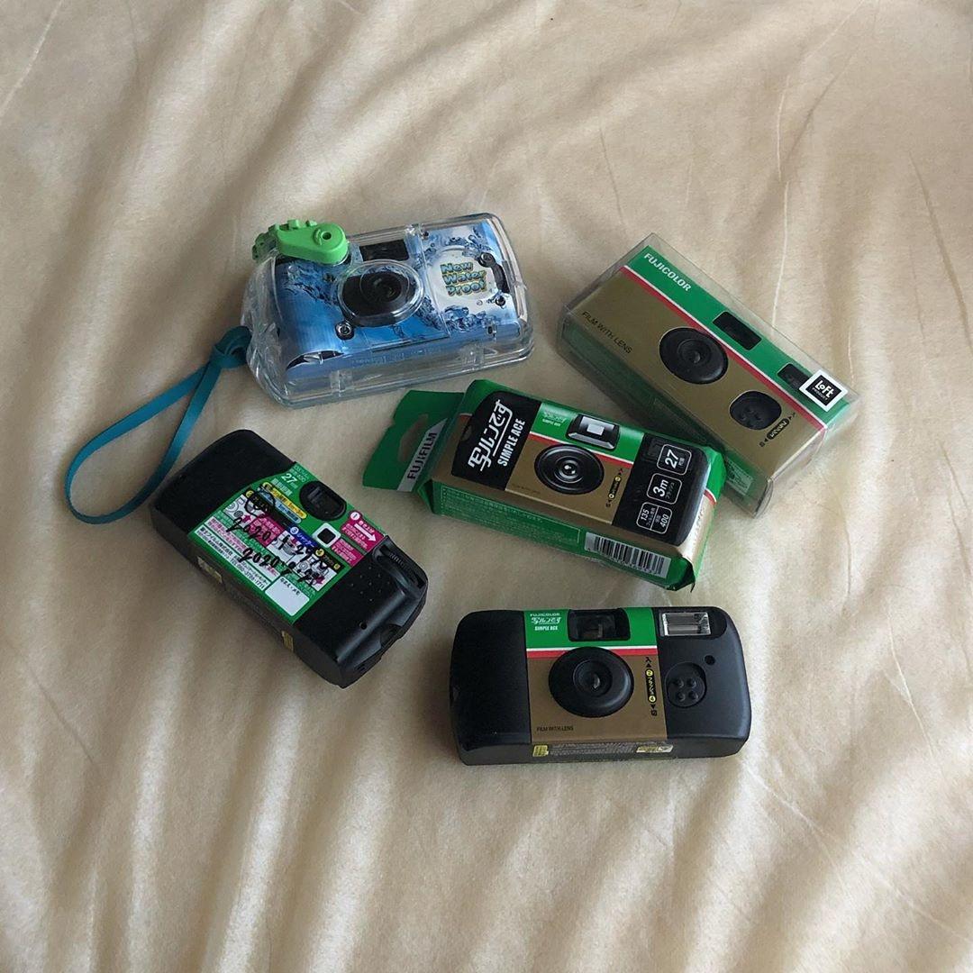 お手軽フィルムカメラを手に入れてみる