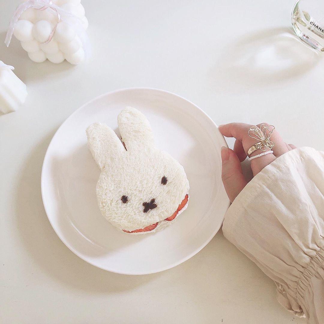_ミッフィーケーキ