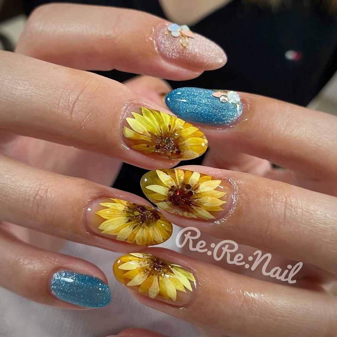 5 リアルな花を咲かせたい!