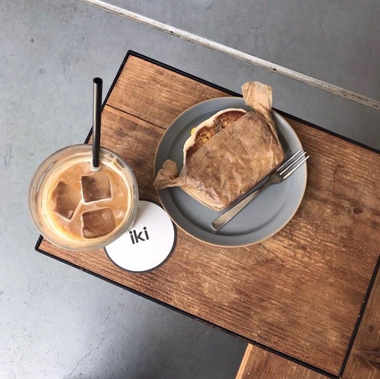 下町の雰囲気もコーヒーのコクも楽しめる♡