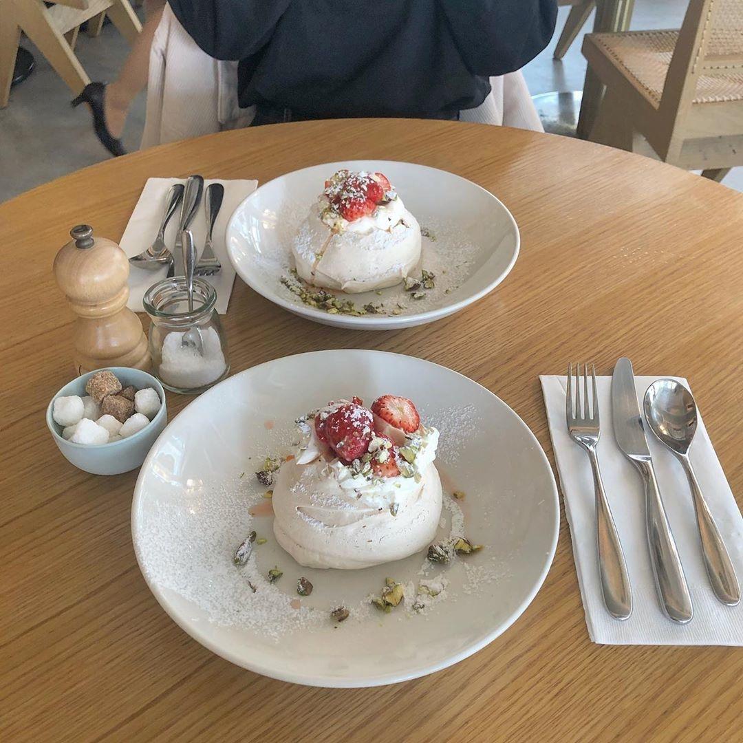 AUやNZ発のメレンゲケーキ