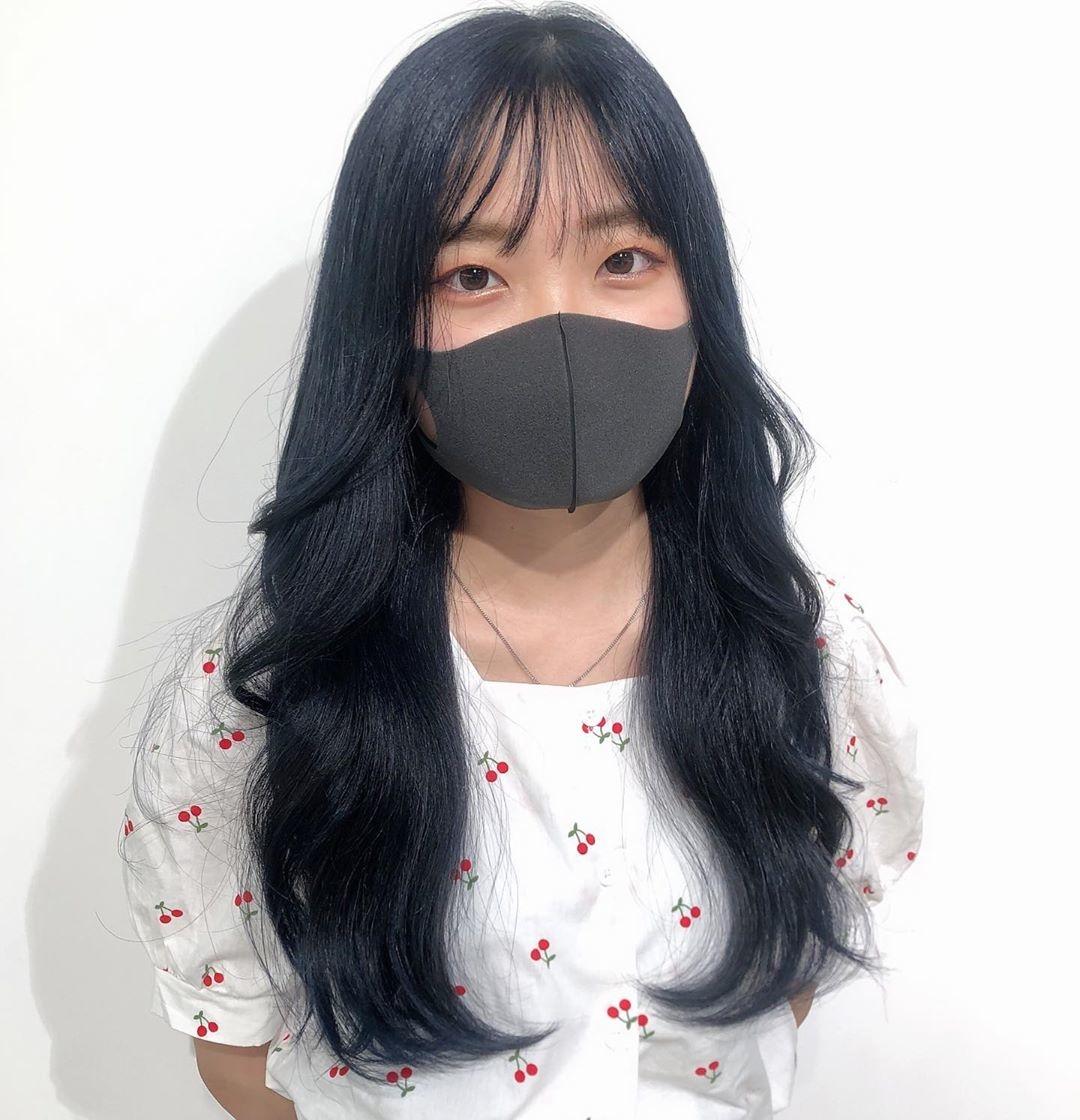 韓国っぽカラーを合わせると◎