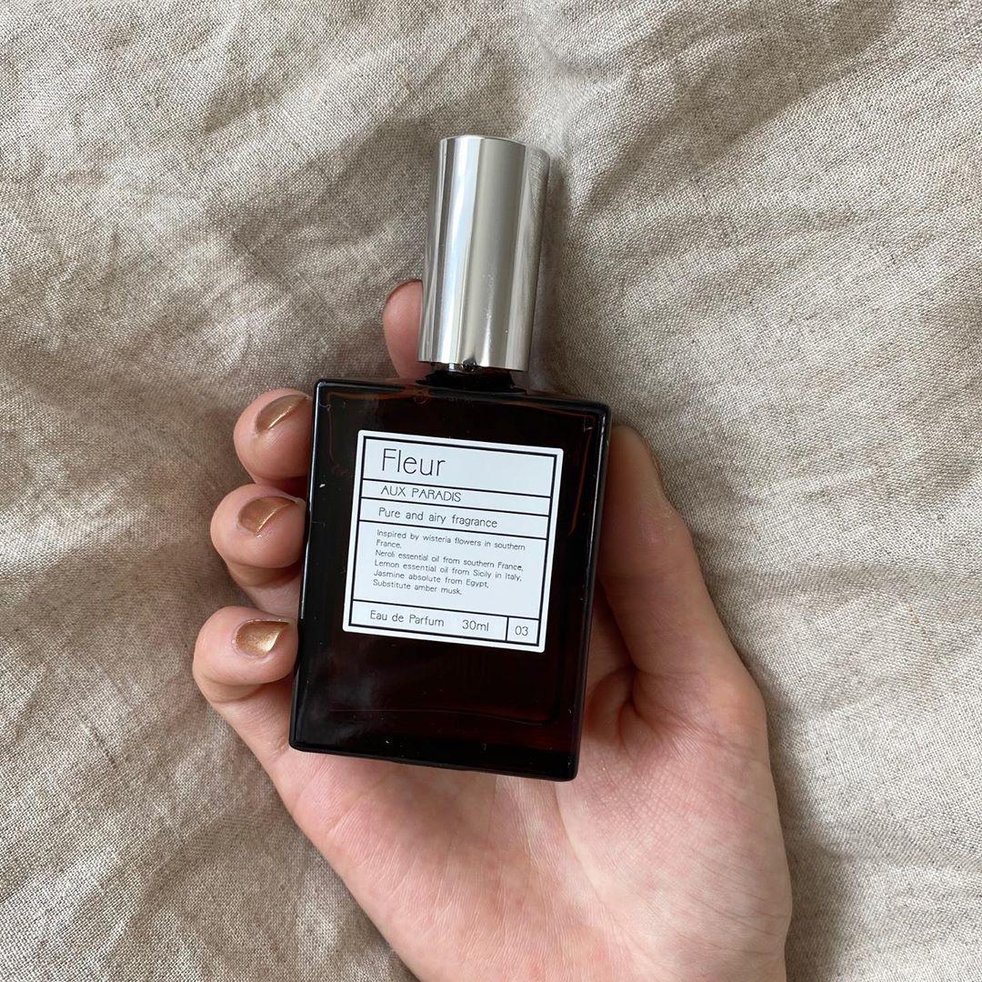 個性のある香りとファッションを楽しもう