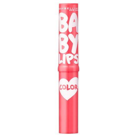MAYBELLINE NEW YORK リップクリーム カラー 02 ピンク アディクト