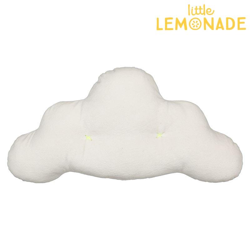 雲のカタチのクッション
