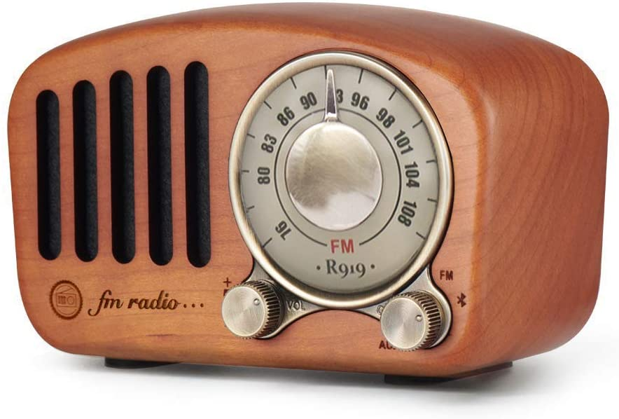Mifine Retro Radio