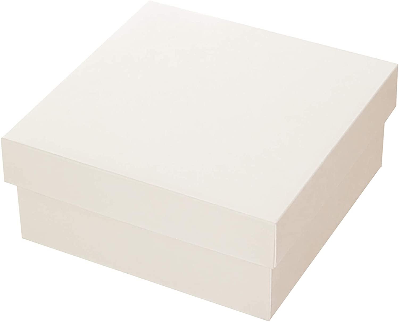 ギフトボックス ホワイト