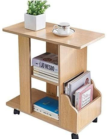 サイドテーブル 可移動デスク
