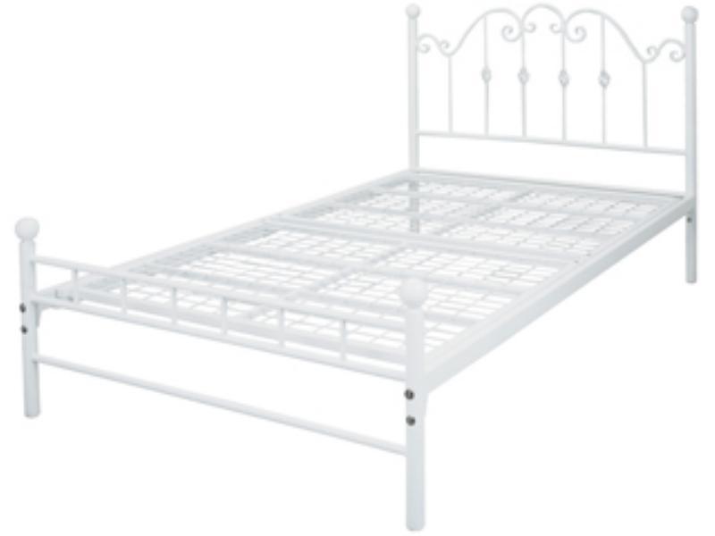 ホワイト ベッド