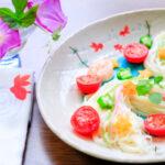 暑い日はツルツルリで。夏バテの原因と積極的に食べたいそうめんアレンジレシピ8選