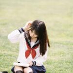優等生だもん、校則は守ります。黒髪が鉄則な女子高生の(月)~(金)のヘアアレ事情