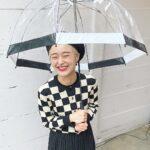 傘も含めてファッション。雨でも晴れでもニッコリ、胸キュンラブな一本を見つけだそ♡