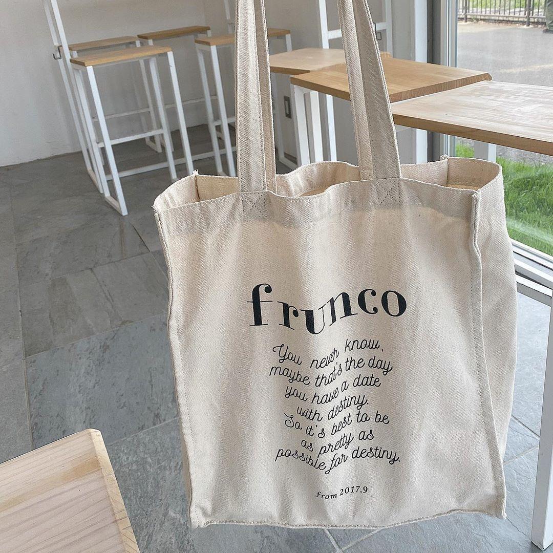 プチプラでお洒落が手に入るファッションブランド。『frunco』の魅力を伝えたい