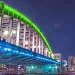 エモい夜に並んで歩きたいから。都心にある開放感が特徴の大きな橋をご紹介