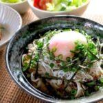 糖質0g麺を美味しく食べる!小麦不使用の麺でぱぱっとつるんと簡単レシピ