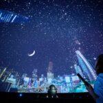 素敵な星空と優雅な空間。デートや一人時間にもぴったり'プラネタリウム'をCheck!