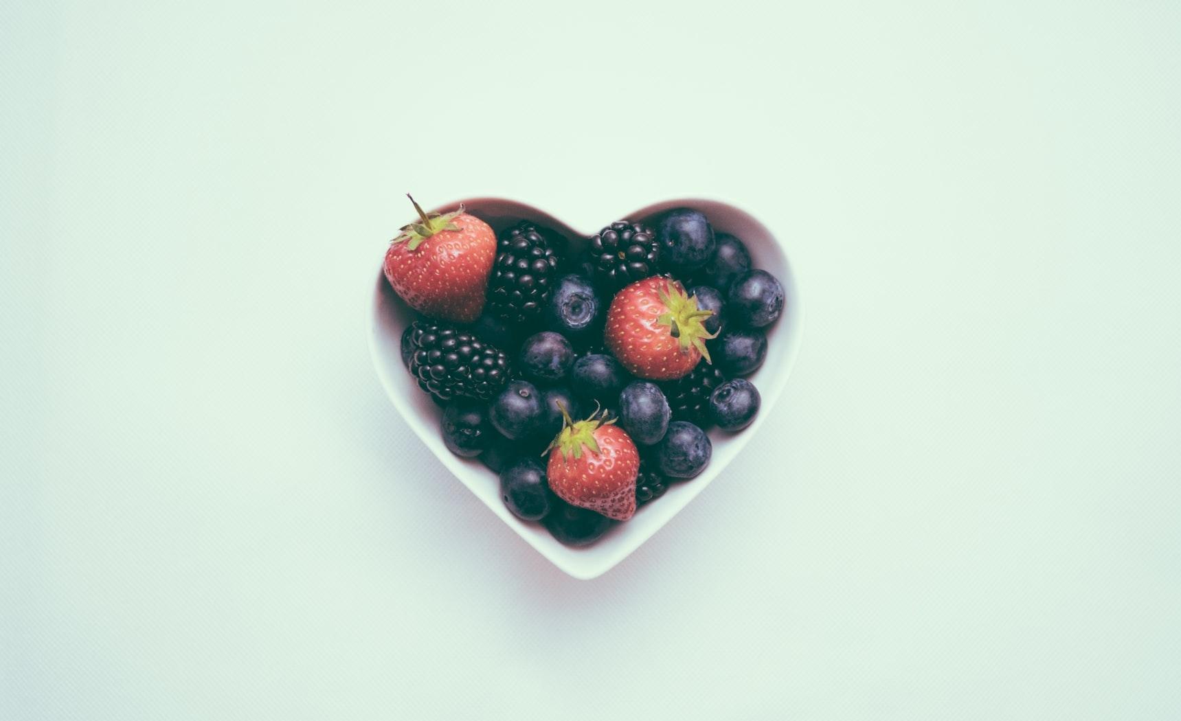"""美しさの基本、""""健康的な食事"""""""