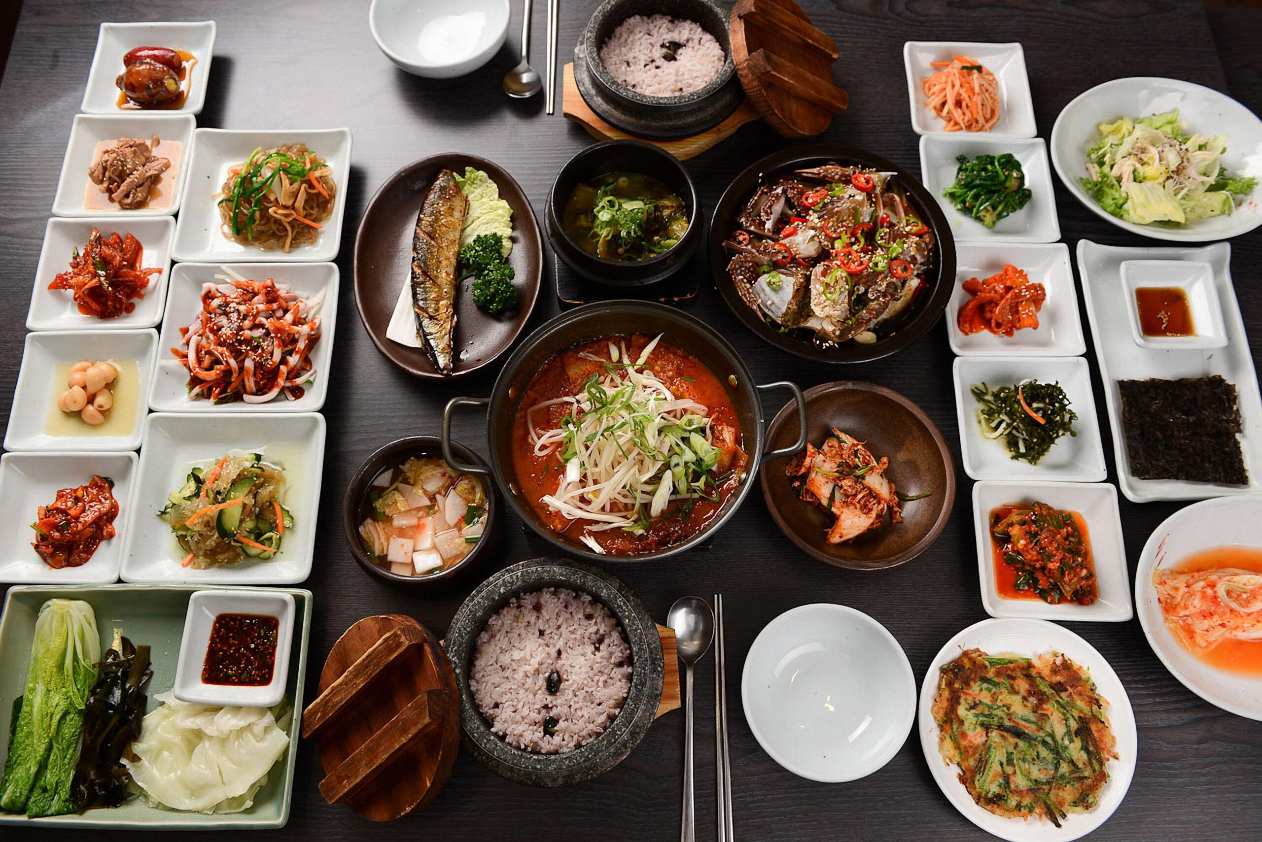 韓国料理の基本