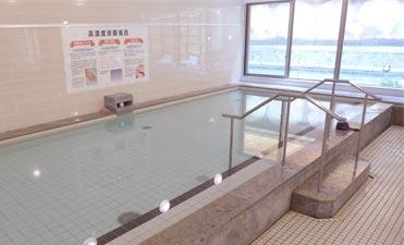 東京新宿天然温泉 テルマー湯