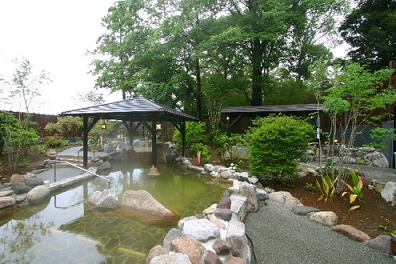 杉戸天然温泉 雅楽の湯