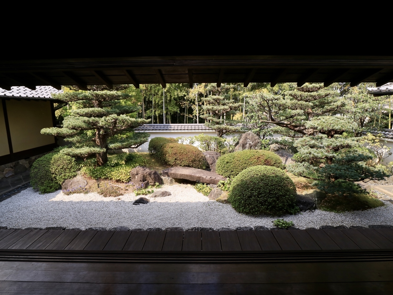 京都のカフェは、奥深い