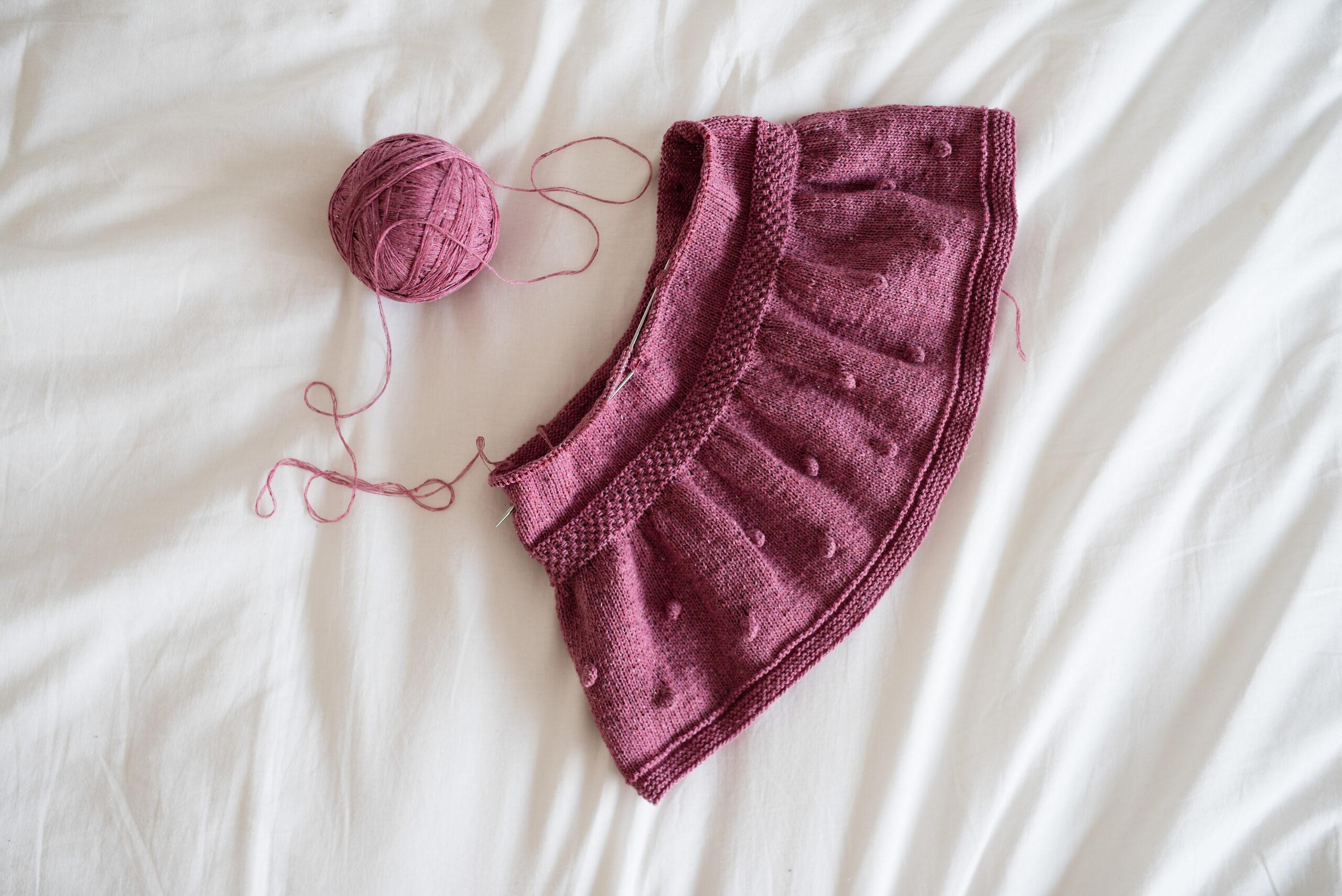 スカートから糸が…なんてことは?